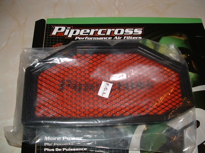 Air Filter Pipercross 1050 Speed Triple 2011 >