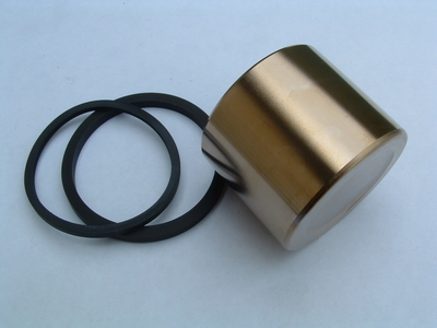 Rear Caliper Piston and Seal kit 38 mm (pattern)