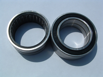 Rear Wheel Bearings/Seals Single Sided Swinging Arm Models