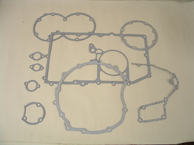 Gasket Set Engine Covers Trident, Trophy 900, Speed Triple 900, Daytona 900