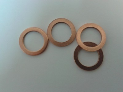 Sump plug washer 14 mm
