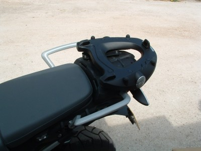 Tiger 800 Givi Monokey Top Rack Kit