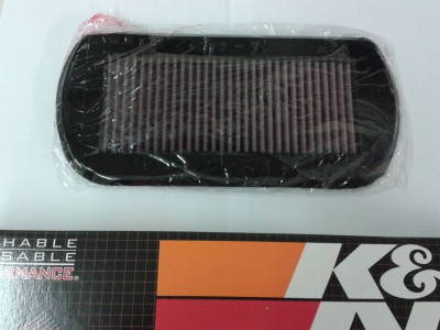 K & N Air Filter Thunderbird 900, Legend, Thunderbird Sport