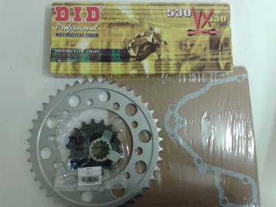 CS145 DID Chain and Sprocket Kit (530)
