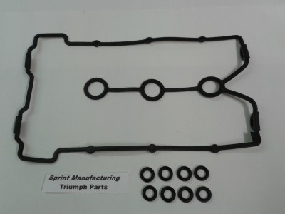 Cam cover seal set carburettor 3 Cylinder Models