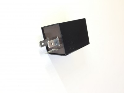 Indicator/Flasher Relay 3 pin (Original and LED Indicators)