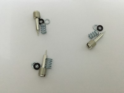 Mikuni Pilot Air Screw assembly x 3