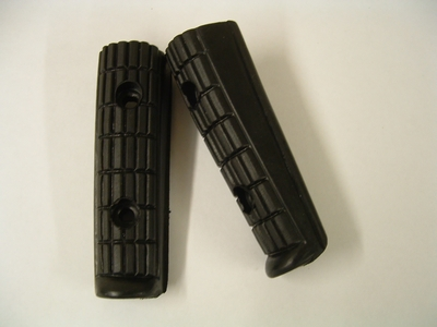 Foot Rest Rubbers Carburettor 3 and 4 Cylinder Models