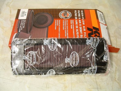 J129 Trident/Trophy/Sprint/Daytona 900 K & N air filter element