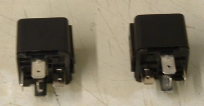 Twin high/low beam relay kit