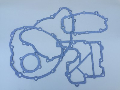 Tiger 800 Lower Engine Cover Gaskets
