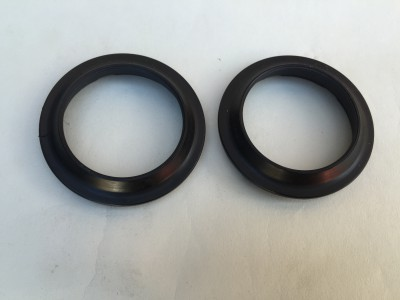 Fork dust seals Kayaba 43 mm forks