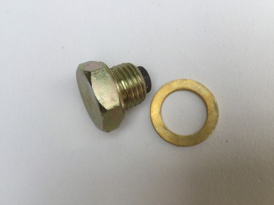 Sump Plug Bolt Magnetic