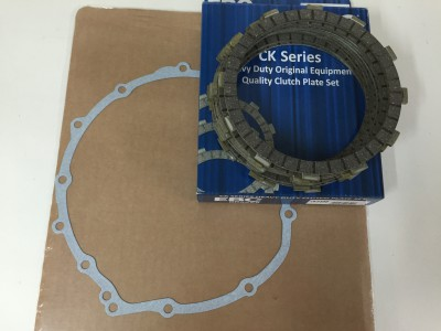 CL928 Clutch plate set EBC  T300 Trophy, Trident