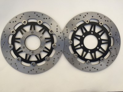 320MM Front Disc 6 Hole T595, 955 SPRINT ST/RS (PAIR)