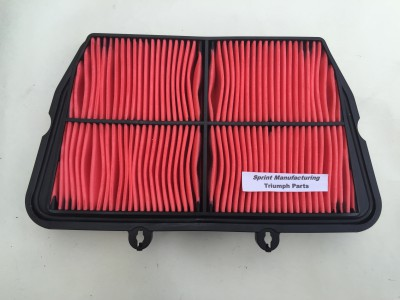 Hilflofiltro Air Filter Tiger 800 Range