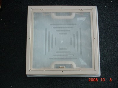 400mm x 400mm Skylight Complete