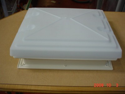 360mm x 320mm Complete Skylight