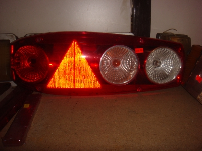 Cara Luna Mk2 Rear Lights