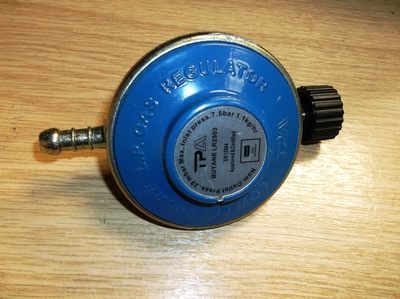 Camping Gas 29Mbar Regulator (Screw In)
