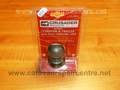 Universal Caravan/Trailer Coupling Lock (50mm)