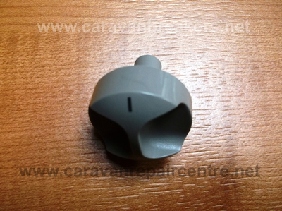 Short Spindle Knob