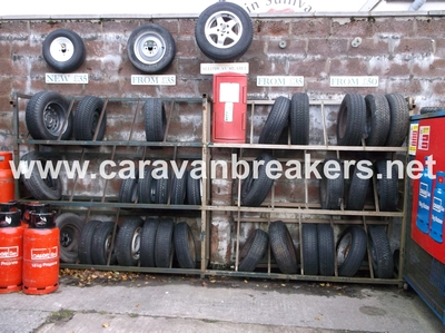 Other Wheels & Tyres Available from £35
