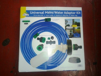 Universal Mains Water Adapter Kit