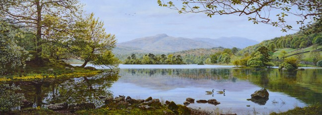 Rydal Water - Lake District. Keith Melling