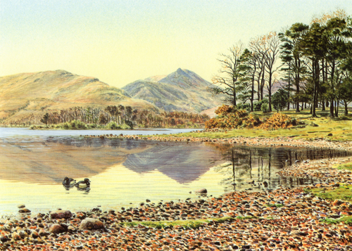 Derwentwater, Lake district. Keith Melling