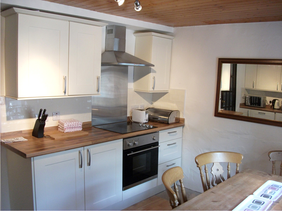 Cottage kitchen, Cark