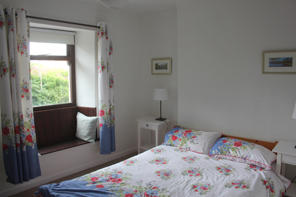 Cottage front bedroom, Cark
