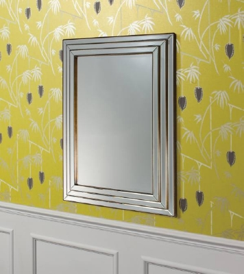 Chamberry mirror bronze 46x34in SALE £229
