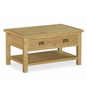 Erne lite oak coffee table