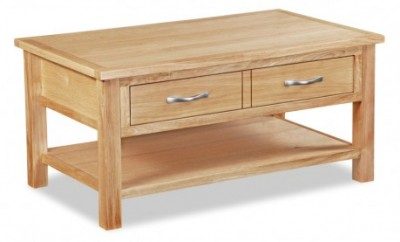 Tuscan Oak Coffee Table
