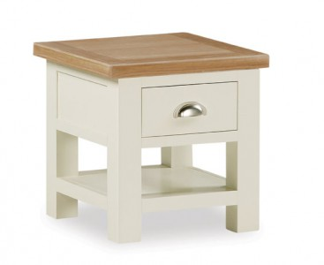 New England Lamp Table