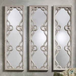 Chapel mirror 44x13inch one only SALE £109