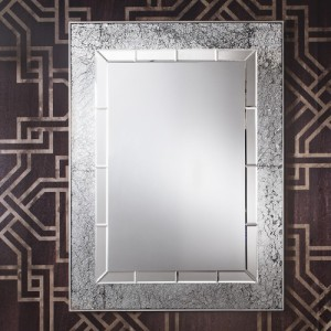 Southsea rectangle mirror 31x41in SALE £129