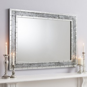 Wardley rectangle mirror 44x33inch SALE £199