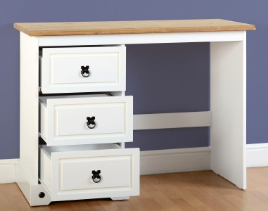 Corona grey dressing table