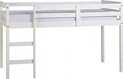 Panama mid sleeper white grey or antique pine