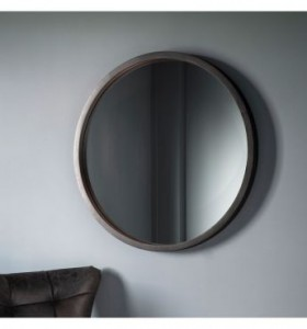 Boho Boutique round mirror