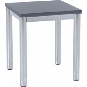 Charisma lamp table Grey gloss