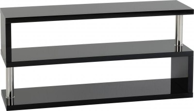 Charisma grey gloss TV stand