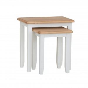 Georgia nest of 2 tables