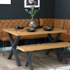 Urban Industrial Small dining table