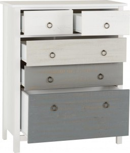 Venice 3+2 chest of drawers