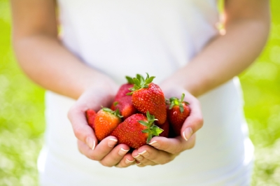 Strawberries are a common food sensitivity/allergy