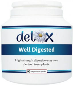 Improve Digestion with Well Digested