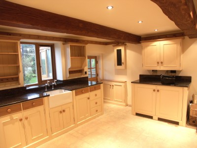 hand crafted kitchens